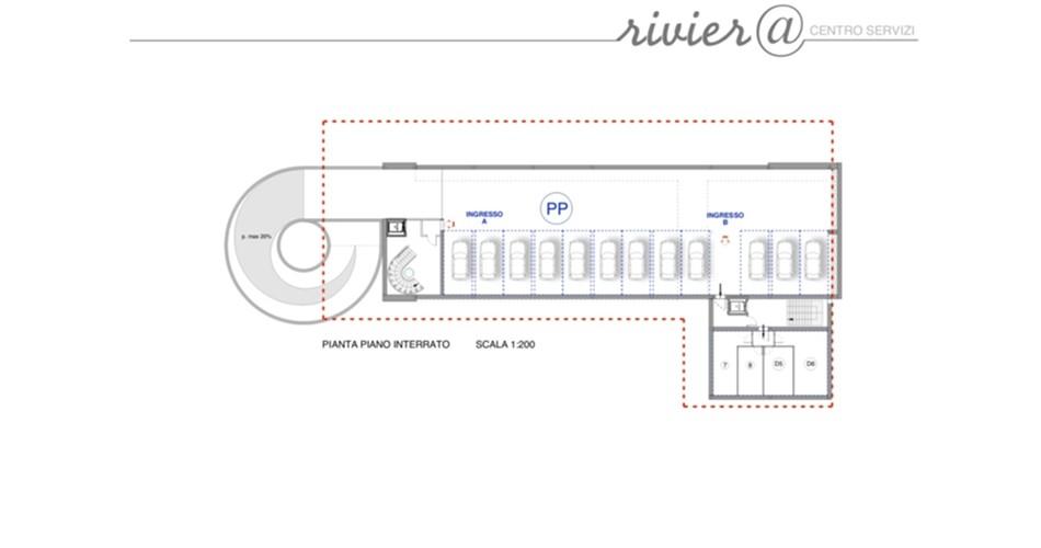 piano interrato 950x500